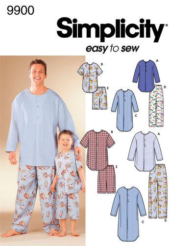 Boys and Men Loungewear