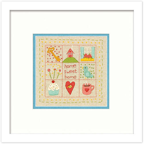 Home Sampler, Embroidery_72-74050