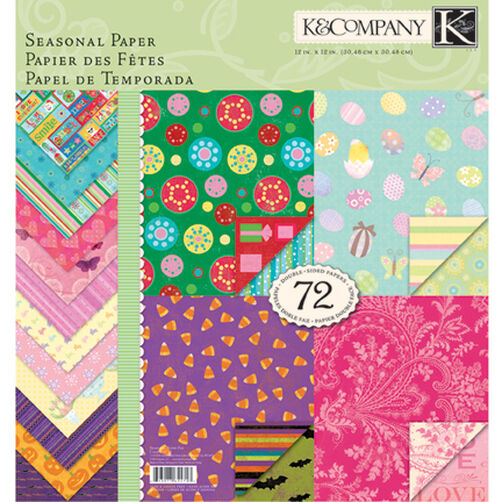 12x12 Seasonal Paper Pad_655713