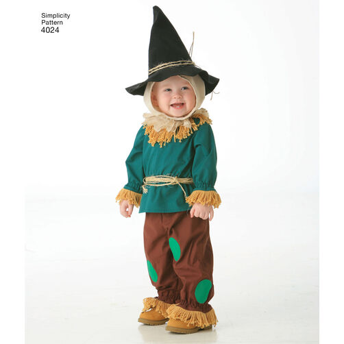 Toddler Costumes Simplicity
