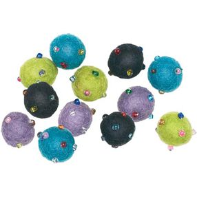 Cool Mini Wool Felt Balls_73322