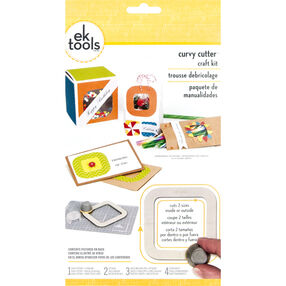 Curvy Cutters Square Craft Kit_54-00086