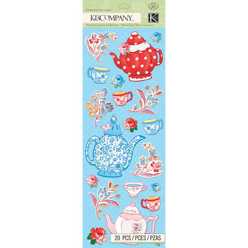 Bloomscape Embossed Stickers_30-663039
