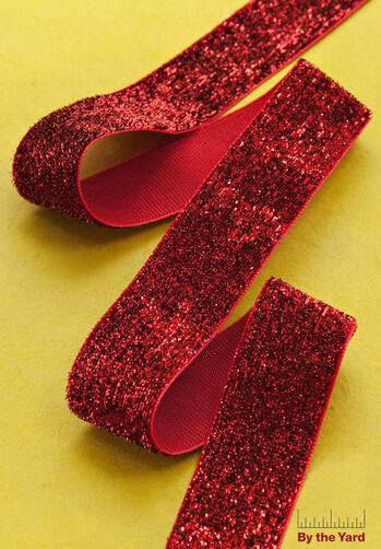 """1"""" Shimmer Band"""