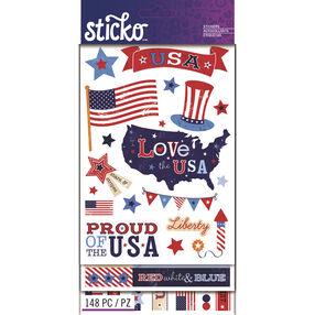 Patriotic Flip Pack_52-60127