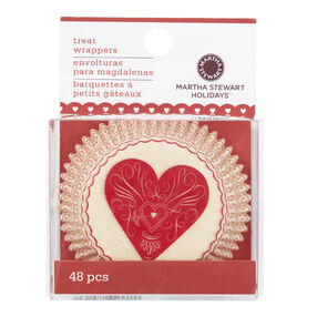 Heart and Love Cupcake Wrappers _44-00071