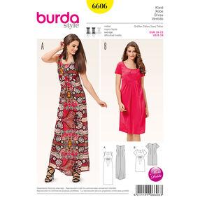 Burda Style Pattern 6606 Dress