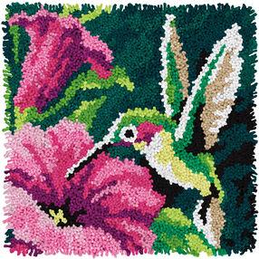Hummingbird, Latch Hook_72-74869