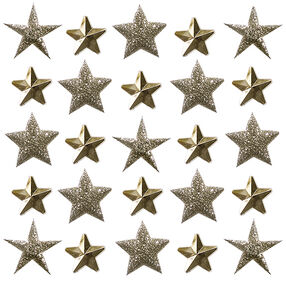 Gold Stars Repeat Stickers_50-21694