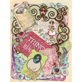 Jubilee Tags & Note cards Die-Cut Cardstock_30-388819