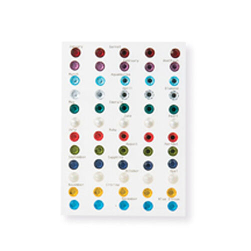 Birthstone Gem Stickers_M352013