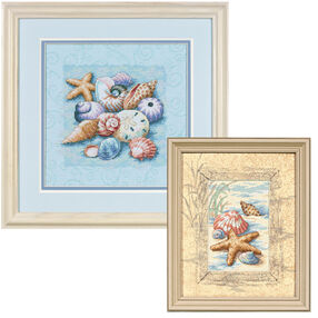 Shell Bundle, Counted Cross Stitch_180618