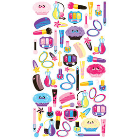 Make Up Time Classic Stickers_SPCLS298
