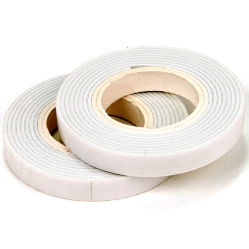 1+4 Inch Permanent Double-Sided Foam Mounting Tape_55-01068