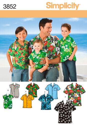 Boys and Men Shirts, Babies' Romper