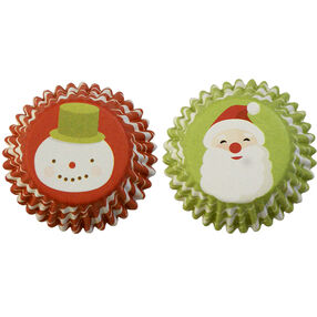Peppermint Winter Mini Treat Wrappers_48-30258
