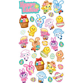 Easter Friends Stickers_52-20172