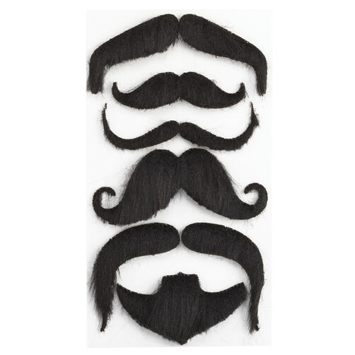 Moustaches Stickers_50-50341