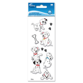 101 Dalmatians Dimensional Stickers_DTODDAL