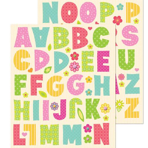 Alphabet Sticker_30-586550