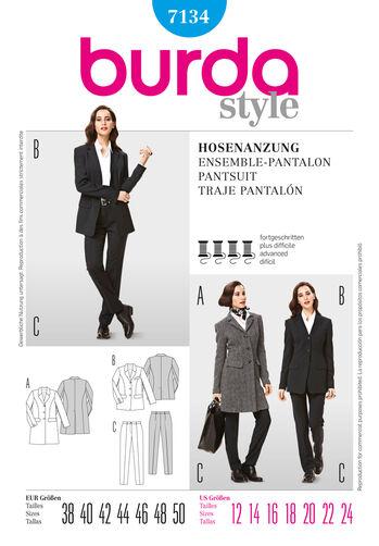Burda Style Pantsuit