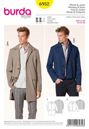 Burda Style Menswear