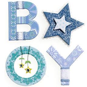 Baby Boy Yarn Word Stickers_50-21609