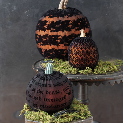 Gothic Pumpkin Sleeves_48-20315
