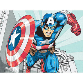 Captain America, Pencil by Number_73-91498