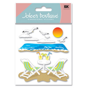 Beach Leisure Stickers_SPJB421