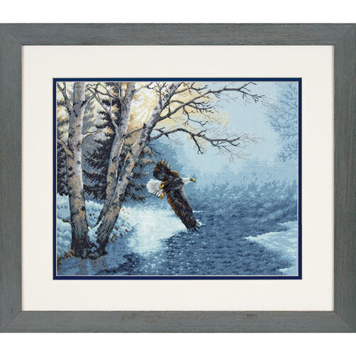 Morning Flight, Counted Cross Stitch_70-35267