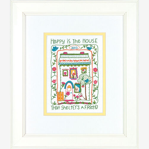 House Sampler, Embroidery_71-06242