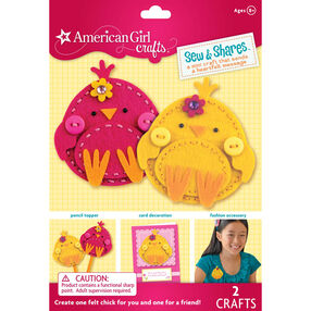 Chicks Sew & Shares™ Kit_30-669529