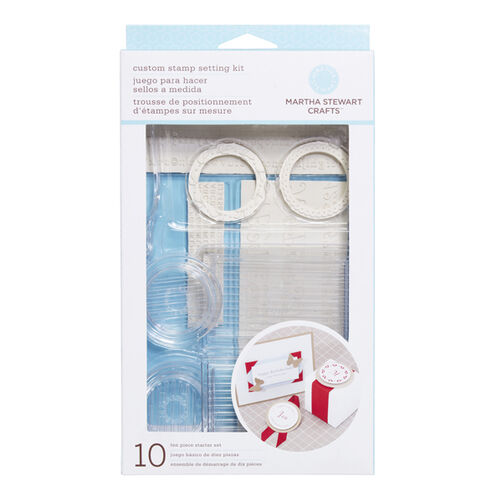 Custom Stamp Setting Kit_40-24008