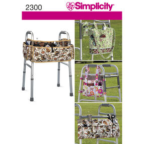 Simplicity Pattern 2300 Bags