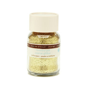 Coarse Glitter.2Mm  Florentine Gold 1.5oz _M113017