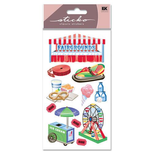 Fair Grounds Classic Stickers_SPCLS17