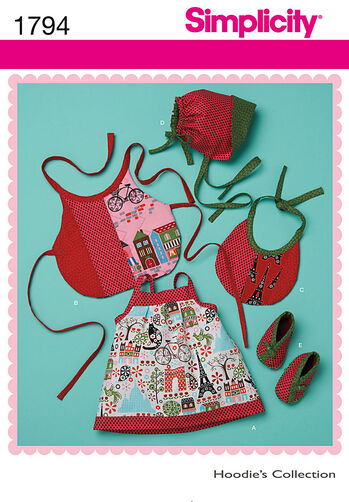 Babies' Dress and Accessories