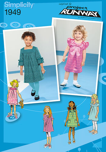 Toddler & Child's Dress Project Runway Collection