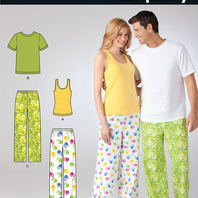 It's So Easy Misses' Sleepwear