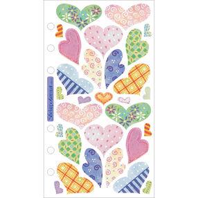 Vellum Pastel Hearts_SPVM01