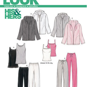Misses' & Men's Separates