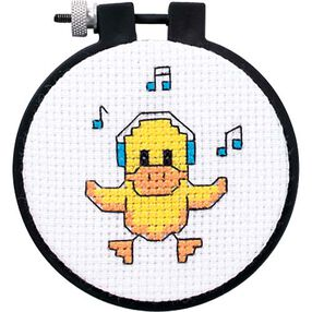 Ducky, Counted Cross Stitch_72416
