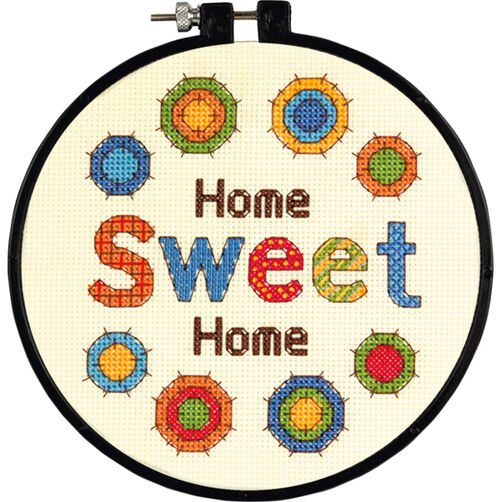 Sweet Home, Counted Cross Stitch_72-73704