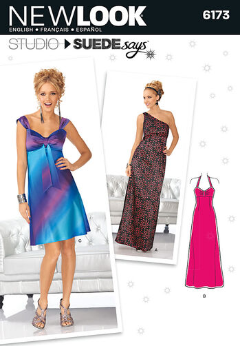 Misses' Special Occasion Dress