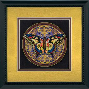 Ornate Butterfly, Counted Cross Stitch_65095