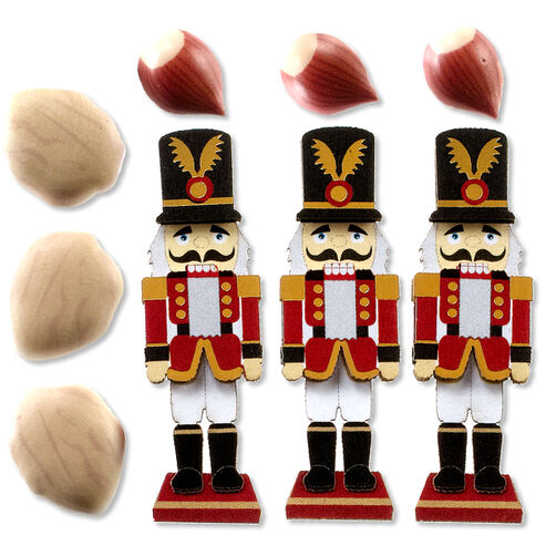 Mini Nutcracker Embellishments_50-00626