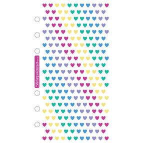 Classic Stickers Micro Mini Hearts_SPMT55