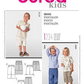 Burda Style Pattern 9793 Pants