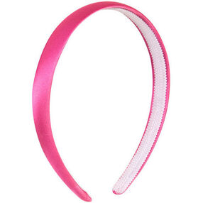 "Simplicity Satin Headband, 5/8"" Wide"